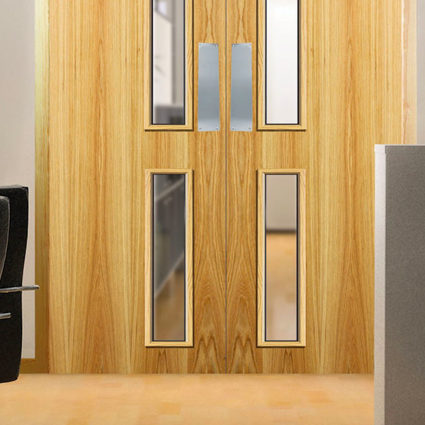 Specialist Sheet Material door